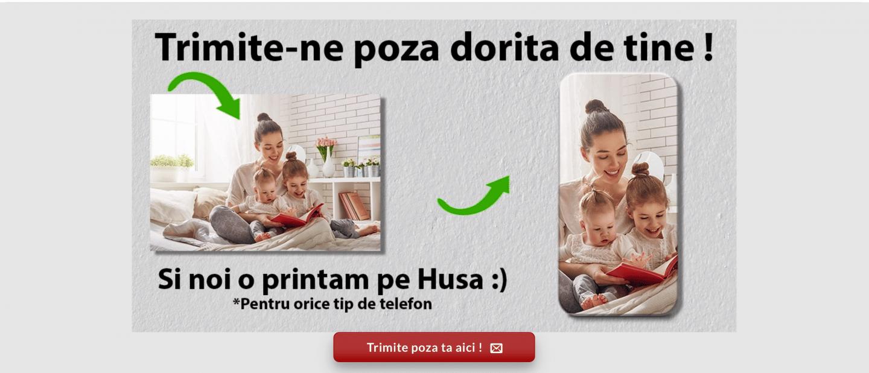 Huse personalizate pentru telefon